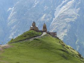 Kloster Stepansminda