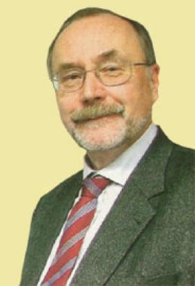 Professor Dr. Norbert Richard Wolf